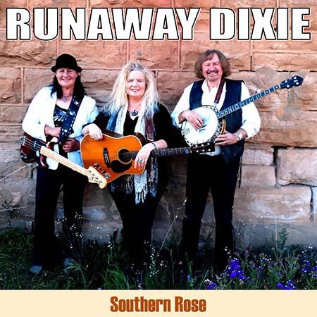 5DD432 – RUNAWAY-DIXIE.-Southern-Rose.-Single