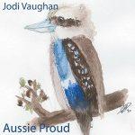 5DD499 – Jodi Vaughan - Aussie Proud Single Image