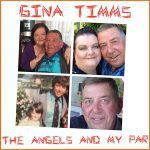 5DD505 - Gina Timms The Angels and My Par CD Cover