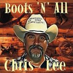 5DD524 – Chris Boots Lee – Drivin' With The Radio On – Tenth Anniversary - Cover