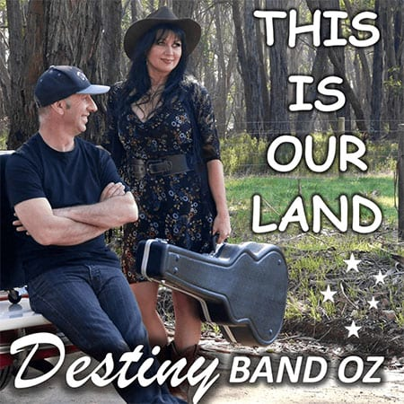 5Destiny Band Oz - This Is Our Land - Promo Pic