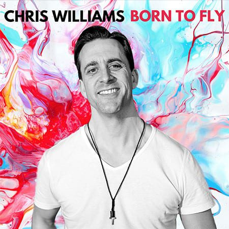 5DD532 – Chris Williams – Born To Fly - Cover
