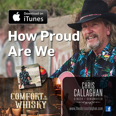 5DD533 – Chris Callaghan – How Proud Are We - Cover
