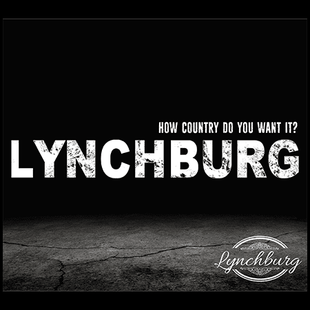 5DD576 - Lynchburg - How Country Do You Want It - Cover